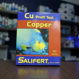Salifert Copper (test na miedź / Cu)