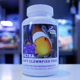 Ultra Soft Clownfish Food 250 ml
