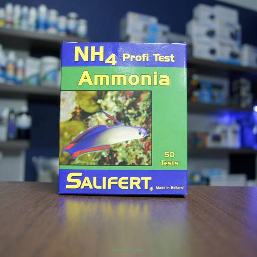 Salifert Ammonia (test na amoniak / NH4)