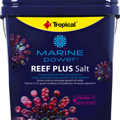 Tropical Marine Power Reef Plus Salt 20kg (Dobra Cena Bez Rabatu)